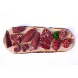 Caissette de viande de poulain (5 kg)