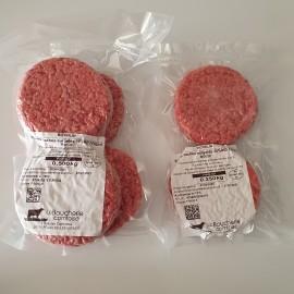 Caissette Steaks Hachés (5 kg)